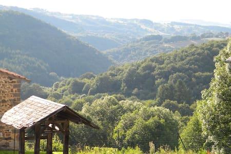 Maison dans une  ferme équestre - Ferrières-sur-Sichon - Haus