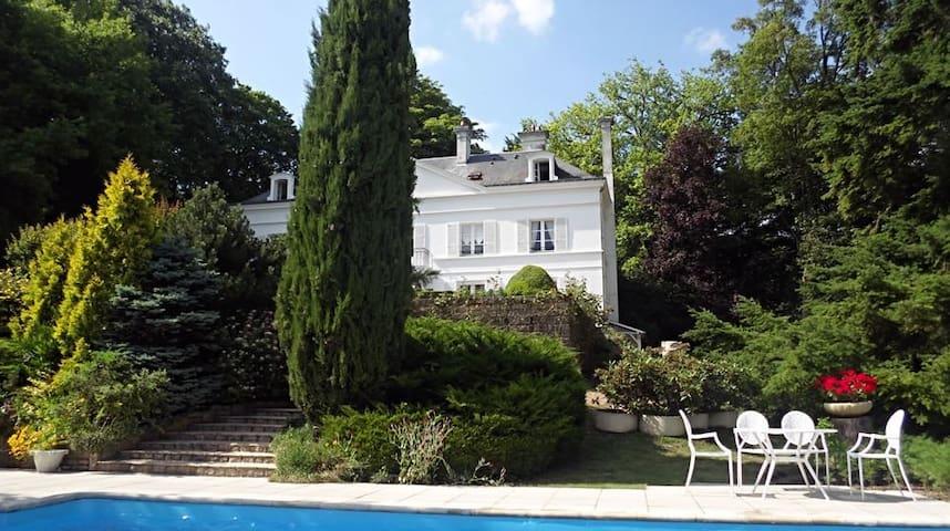 Luxury Private Retreat - Montabon - Casa