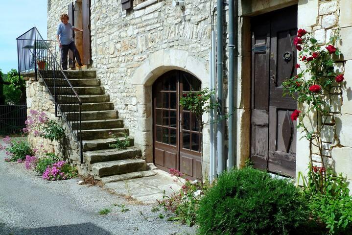 Gîte2 entre ArdècheCévennesProvence - Saint-Privat-de-Champclos - House