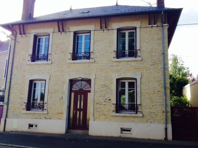 MAISON DE CARACTERE - Chantonnay - Maison