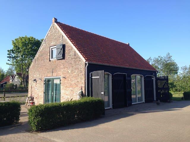 Prachtig gerenoveerd wagenhuis - Biggekerke - House