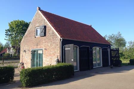 Prachtig gerenoveerd wagenhuis - Biggekerke - 独立屋