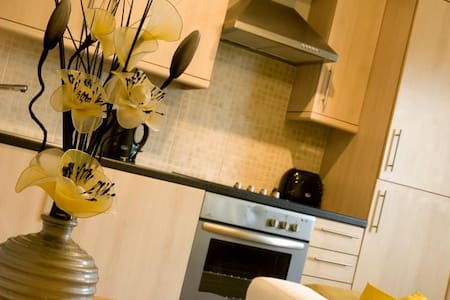 Donington 4 Serviced Apartment - Castle Donington