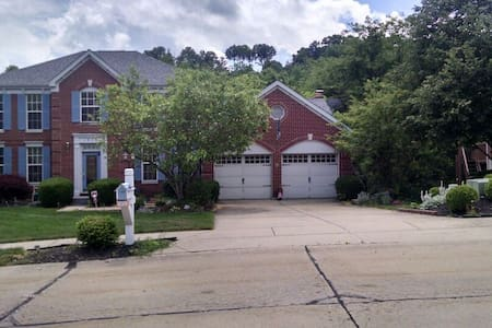 Large home close to GABP allstar - Crescent Springs - Talo