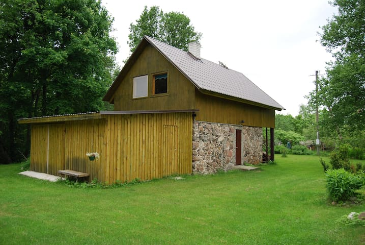 Joosp Holiday Home (small house) - Silla - Chalet