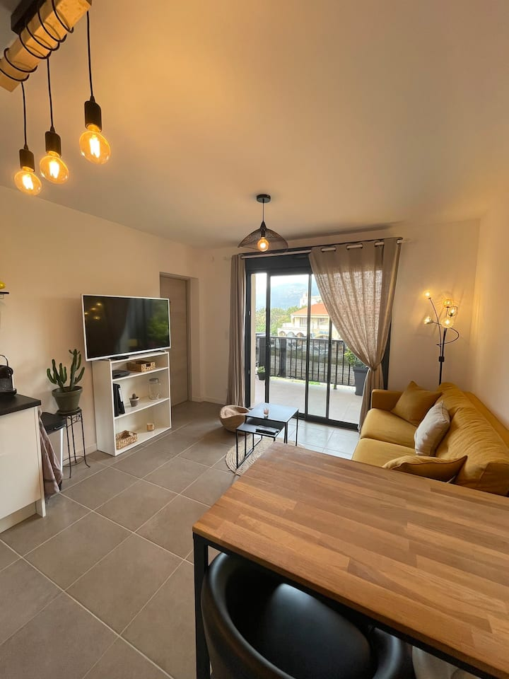 Charmant appartement T2 Neuf Propriano, Corse
