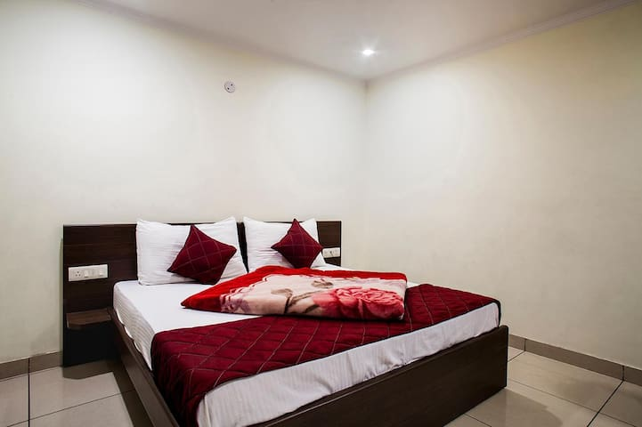 Semi Deluxe Room at Hotel Surya Haldwani