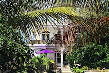 Kashmir Villa dans la verdure