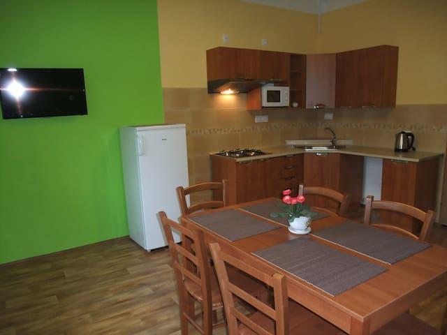 Apartmány Vila U Pošty - Lipová-lázně - Daire