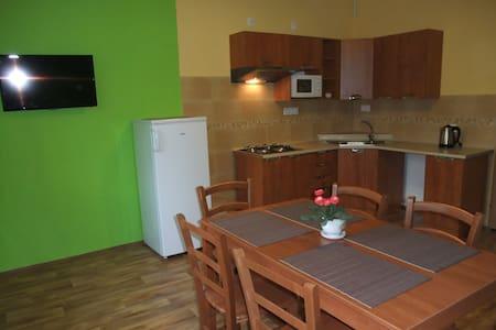 Apartmány Vila U Pošty - Lipová-lázně - Wohnung