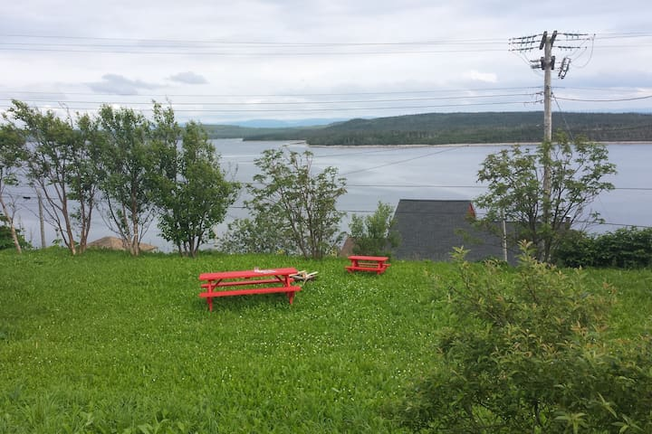 Veranda &Yard View