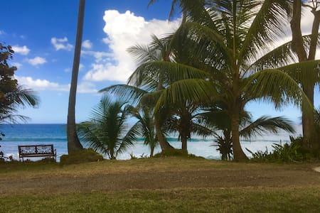 Beachfront Cozy Apt  Rincon/Aguada - Aguada - Casa