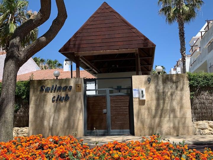 Apartamento residencial de golf y playa Cadiz