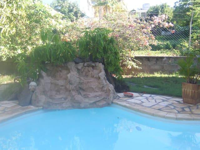 Villa 3 chambres à 200m de la plage - Albion - Casa