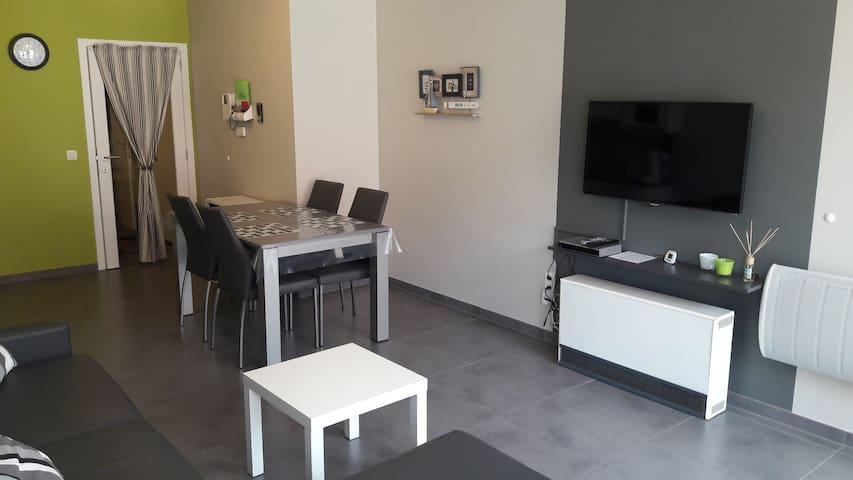 Appartement à la mer - Middelkerke