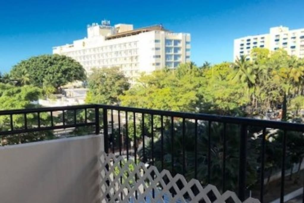 1 bedroom apartment across the street from the beach and Hotel San Juan
