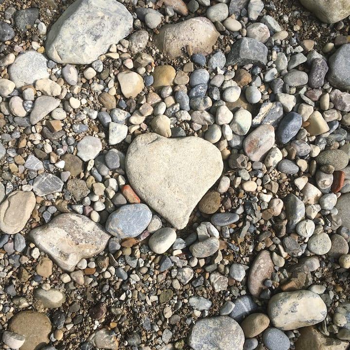 Die Berufung geht den Weg des Herzens