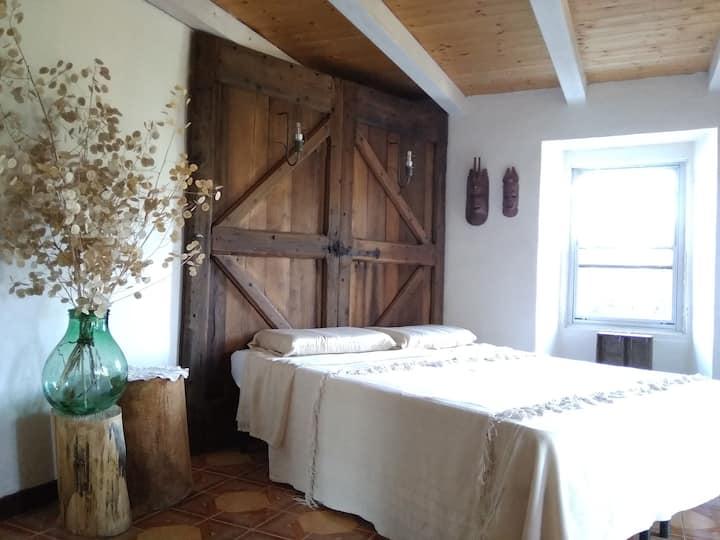 Casa rustica ai piedi del Monviso