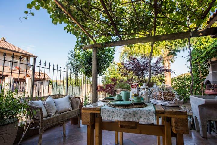 La Casetta. Casa Vacanze a Brancaleone