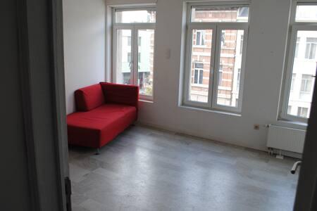 40m² studio in Antwerpen Zuid near city centre - Antwerpen - Lakás