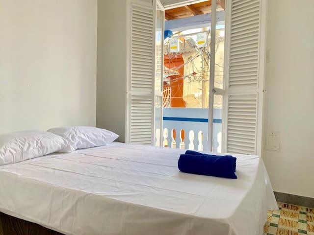 Cartagena, Habitación privada 2 personas