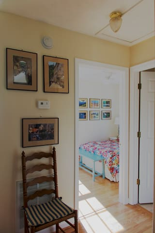 View into Bedroom 2
