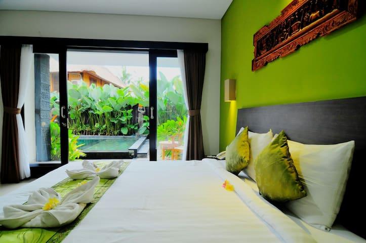 Tranquility in Ubud Bali - Kamandhani