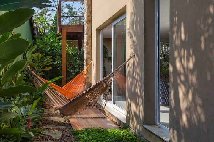 Casa Barra do Una - Condomínio a 200m da Praia
