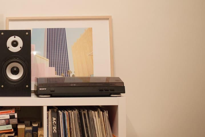 Bright 1BR in charming Five Ways - Paddington - Apartamento