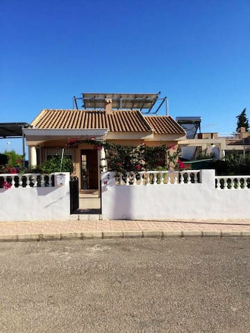 Casa Diemar, detached house with see view