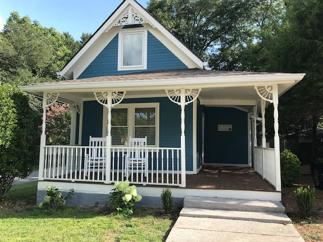 Brand spanking new!  Renovated  1930's Victorian.