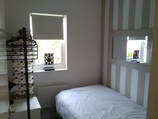 Cosy single room in friendly home - Emerson Valley - Hus