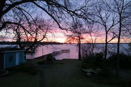 Lake Tawakoni Lakefront Home