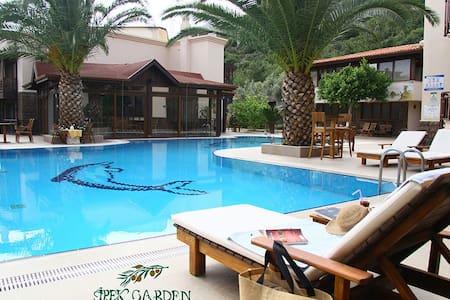 İpek Garden Palace Residence 2+1-1