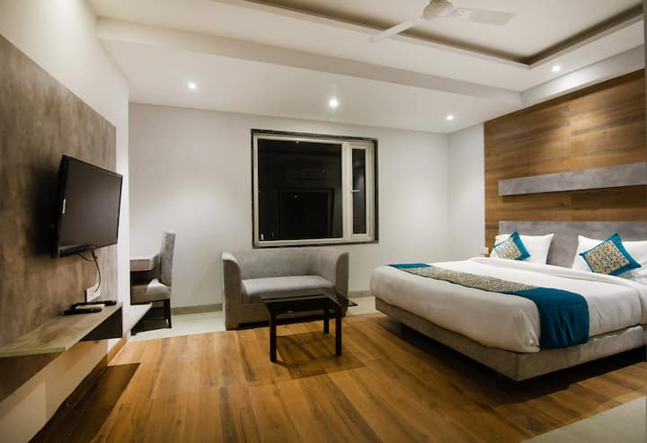 Deluxe Room for 3 Persons