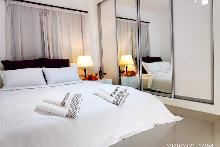 I. STUDIO-LUX 2 Mins to Famagusta Center. CY. TRNC
