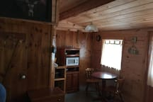 The Love Nest -Pine lined Cabin#4