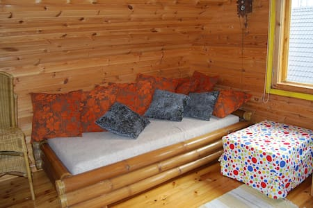 Joosp Holiday Home (small house) - Silla - Chalet - 2
