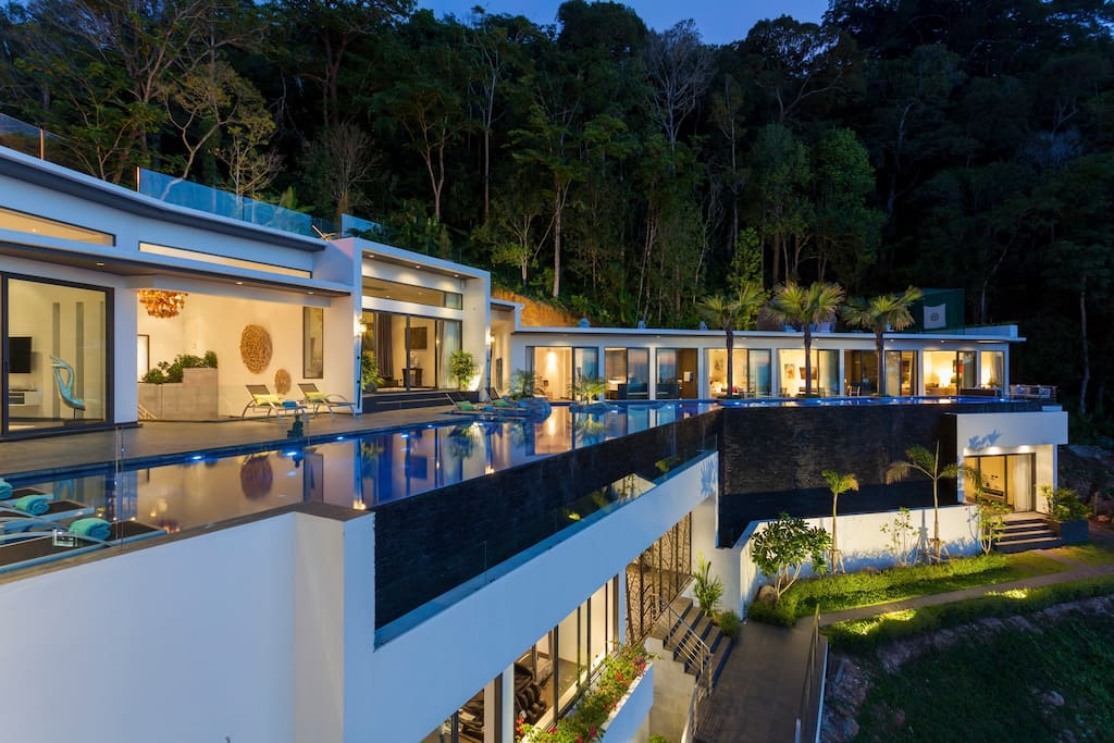 Villa Zavier Pool
