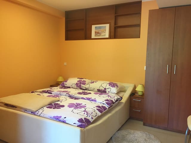 Superior one-bedroom apartment - Kladje - Daire