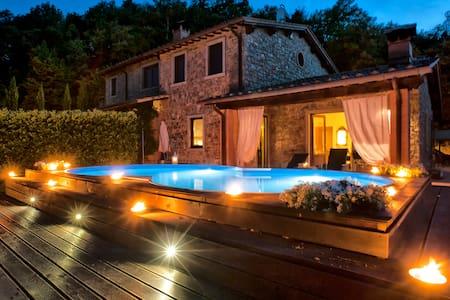 Villa le Vignacce - Ortignano Raggiolo