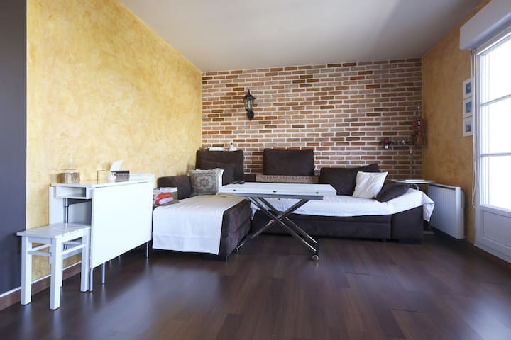 SUPER CUTE PLACE TO STAY IN PARIS . - Le Plessis-Robinson - อพาร์ทเมนท์