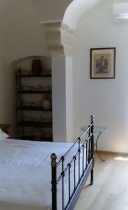 In a historic home .... Canonica