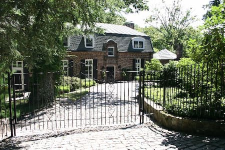 Magnificient Country House - Tuxedo Park - Huis
