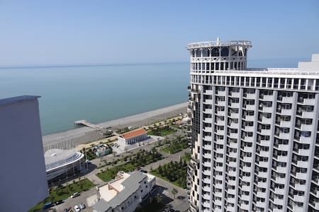 Appartment with one studio room - Batumi
