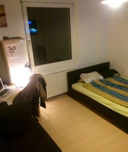Zentrales Gemütliches Zimmer In Studenten WG Kleve - Kleve - 独立屋