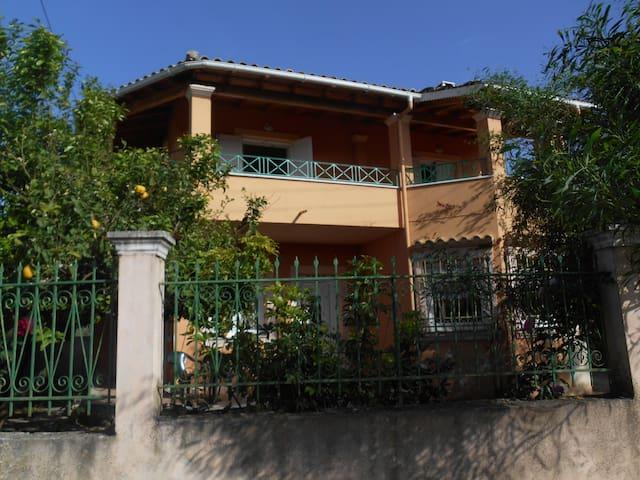 Maisonette 130 sq.m. - Corfou