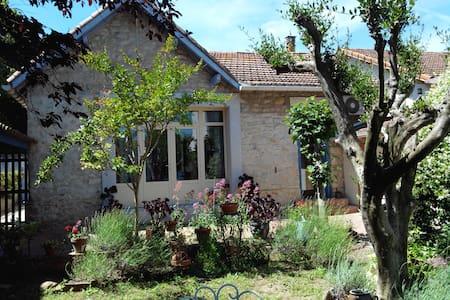 Maison d'artiste avec jardin - Lunel - Casa