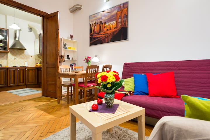 Beautifull apartment near Castle - Krakov - Byt