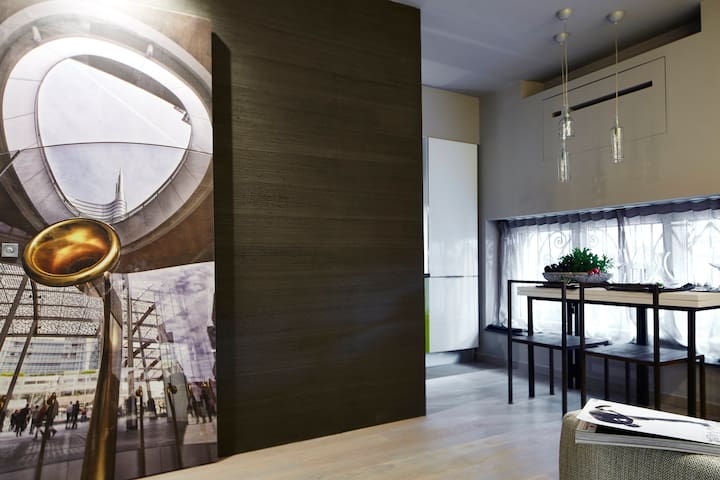 Apartment Design - Milano - Condominium